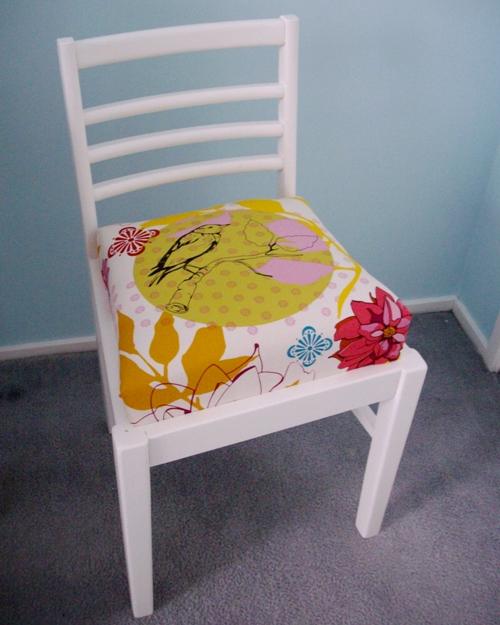 Покраска деревянного стула своими руками 37