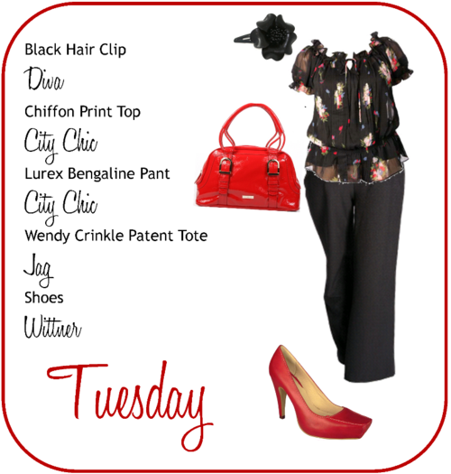 Tuesday fashion