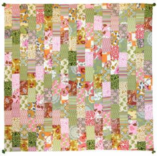 Amy Butler quilt