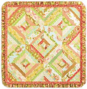 Freshcut quilt