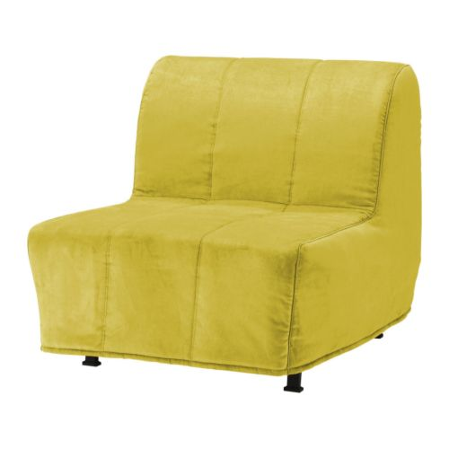 Ikea Single Sofa Bed Erska Sleeper Sofa Skiftebo Orange