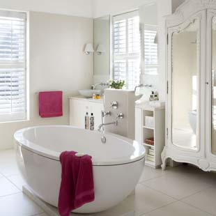French-style-bathroom