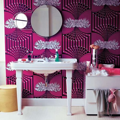 Girly-bathroom