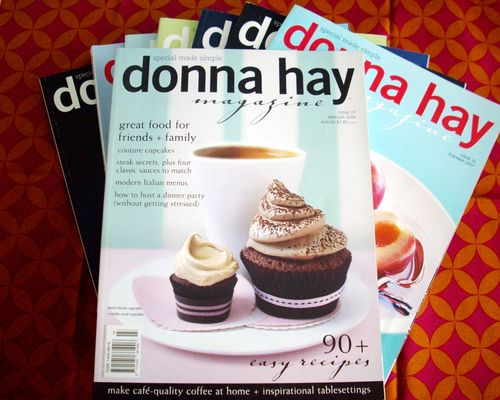 Donna Hay mags