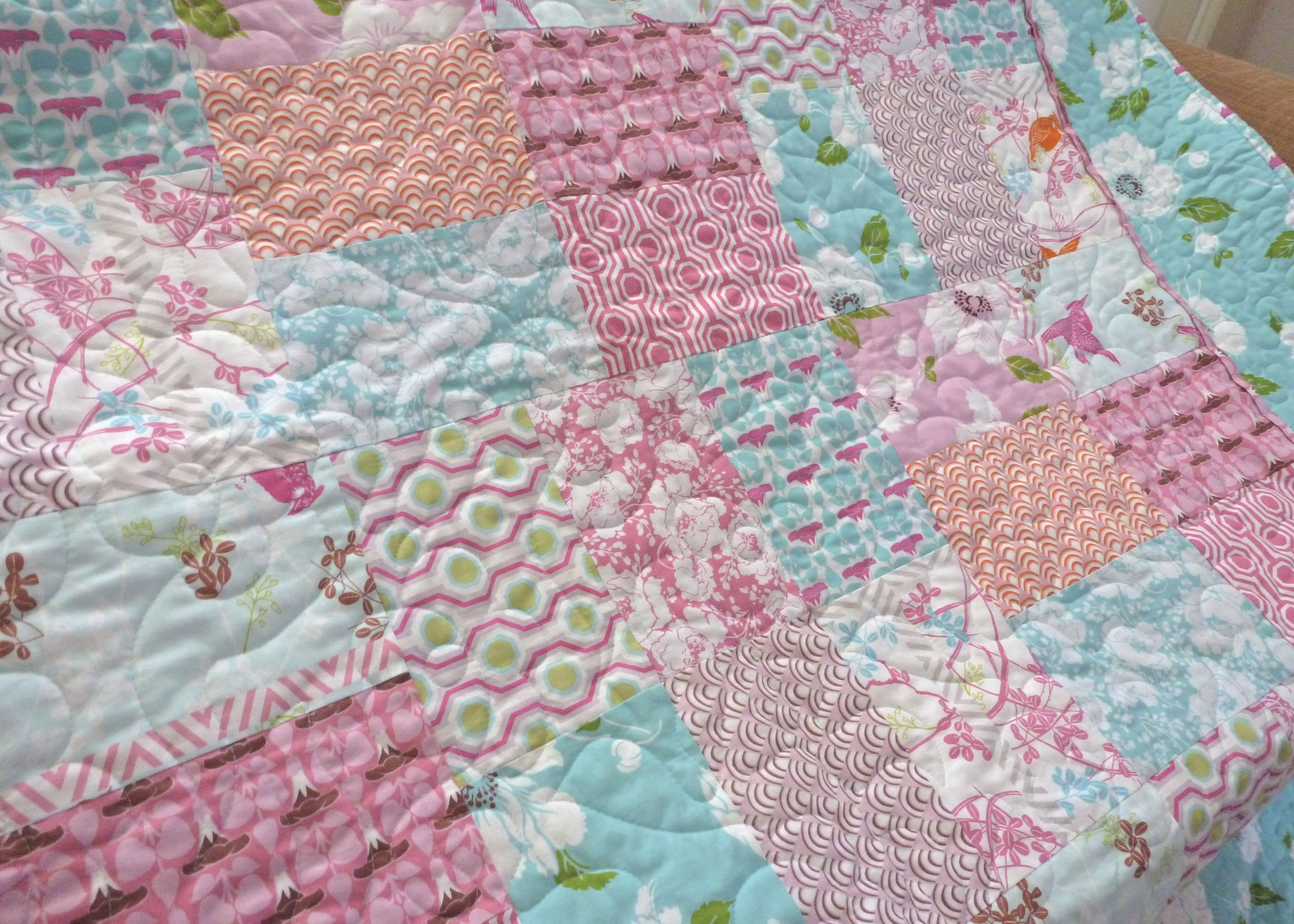 All Things Lovely: How To Make An Australian Quilt : square and rectangle quilt patterns - Adamdwight.com