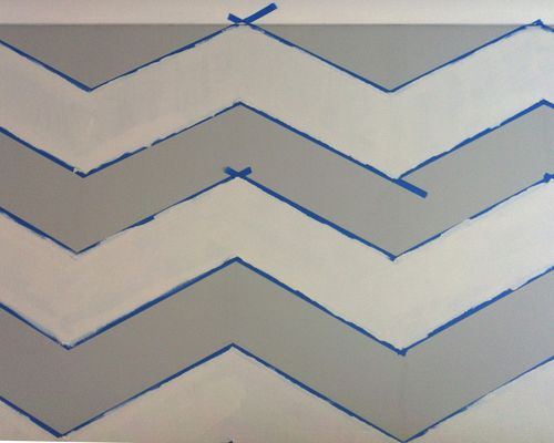 Chevron Wall 2